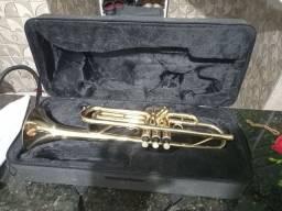 Trompete Winner laqueado