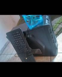 Aceito proposta - Gabinete PC + Teclado + Cooler
