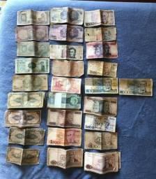 28 cédulas e dinheiro antigo em santa cruz do sul