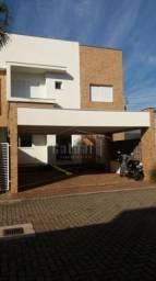 Casa sobrado em condomínio com 3 quartos no Villaggio Santanna - Bairro Terras de Santana