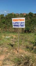 Troco terreno em Paripueira