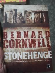 Stonehenge -Bernard Cornwell
