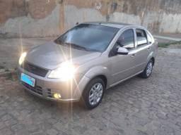 Fiesta Sedan 2008 flex quitado e emplacado - 2008