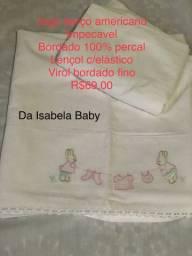 Jogos de berço maravilhosos Isabela Baby