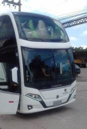 Ônibus busscar DD Scania k400
