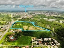 Área em Macaiba as margem da BR 226
