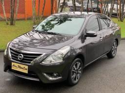 Nissan versa sl 1.6 flex 2018