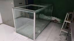 Venda aquário 500 litros