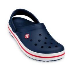 Sandália Crocs Crocband? Clog - tam. 27 - novo!!