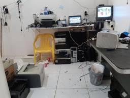 Manutenção de impressora em geral