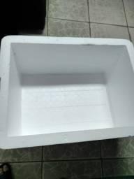 Caixa de isopor (120 litros)