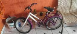 Bicicleta excelente estado.
