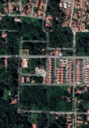 Terreno no Bairro Morros - medindo 21X30 - Esquina