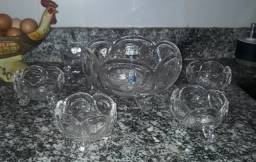 Conjunto Sobremesa Cristal