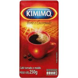"""Café a vácuo kimino forte e encorpado 250g """""""