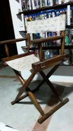 Cadeira de Diretor de Cinema