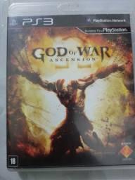 Jogo God of War Ascension