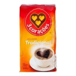 """""""Café a vácuo 3 corações tradicional """""""
