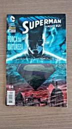 HQ Superman os novos 52 - força da natureza