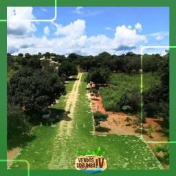 Condomínio Paraíso das Águas, Corumbá IV, Lotes 2.500 m², Infra pronta!