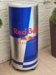 Cervejeira Cooler Red Bull 220v Usado Redondo