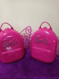 Título do anúncio: Bolsa da Barbie rosa