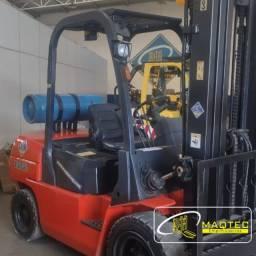 Empilhadeira | Hangcha | 2012 | Torre Triplex| Capacidade de carga 3.500kg