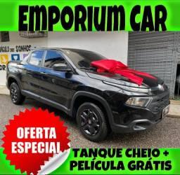 OFERTA RELÂMPAGO!!! FIAT TORO 1.8 AUTOMÁTICO FREEDOM ANO 2018 COM MIL DE ENTRADA