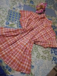 Blusas Quadriculadas