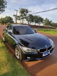 BMW 320i interior caramelo