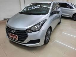 Hyundai HB20 1.0 Comfort 12v Flex Manual 2019 Prata