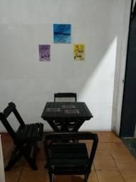 Título do anúncio: Jogo de mesa com 4 cadeiras