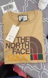 Título do anúncio: CAMISETA GUCCI X THE NORTH FACE