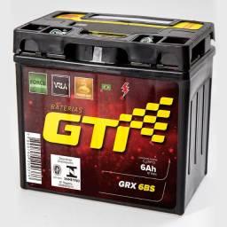 Bateria GTI Eletrica 6AH...