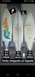 Título do anúncio: Prancha de Surf