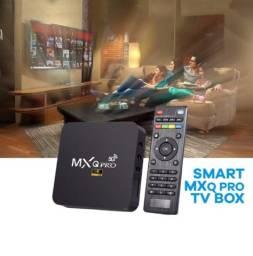 Título do anúncio: Tv box pro 256gigas 8 de RAM