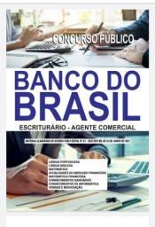 Apostila banco do brasil escriturário agente comercial