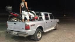 Ford Ranger cabine dupla xlt