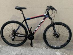 Vendo bicicleta 24 machas ARO 29 Quadro 21