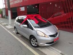 Honda Fit Lx 2011 1.4 Flex Completo, Automático Rodas Liga Leve