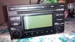 Rádio original do Tucson.