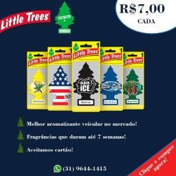 Título do anúncio: Aromatizante Little Trees