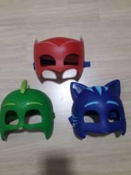3 Máscaras PJ Masks