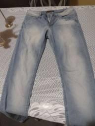 Calças zune tamanho 40