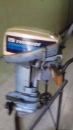 Motor everude linha jhonso 15 HP
