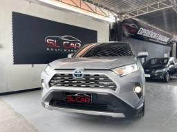 Título do anúncio: TOYOTA RAV4H S  4WD HYBRID 2019/19