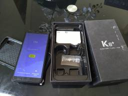 LG K8 plus na caixa e garantia