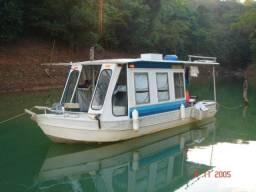 barco cabinado 4 camas,