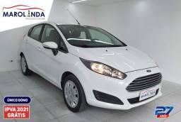 Ford Fiesta Único dono SE hatch 1.6 Ipva Pago - 2017