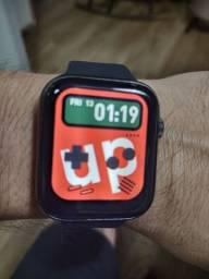 Smartwatch IWO 13 AK76 BLUETOOTH CHMADAS MODELO 2021.